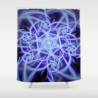 tangled Shower Curtains featuring Tangled by KAndYSTaR