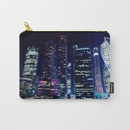 Moscow Skyscrapers Carry-All Pouch