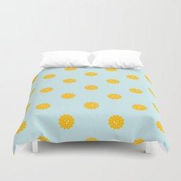 Sunny Dots Duvet Cover