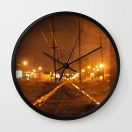 Stormy Life Wall Clock