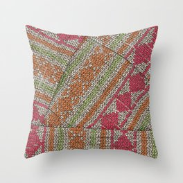 Winter lovers VII Throw Pillow