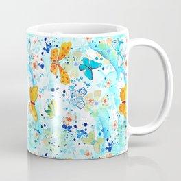 Summer Butterflies Coffee Mug