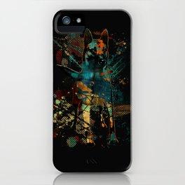 Belgian shepherd - Malinois iPhone Case