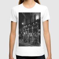 dublin T-shirts featuring The International Bar, Dublin by Biff Rendar