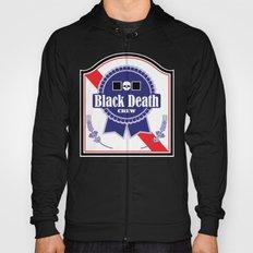 Black Death Ribbon (Color) Hoody