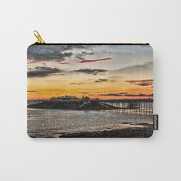 Birnbeck Pier and island Weston-super-Mare Carry-All Pouch