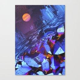Mineralia Canvas Print