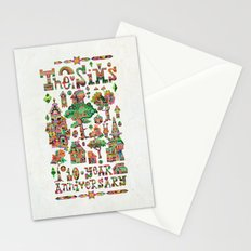 Crystal Hamlet Stationery Cards