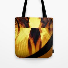 The moon is almost full tonight #II Tote Bag