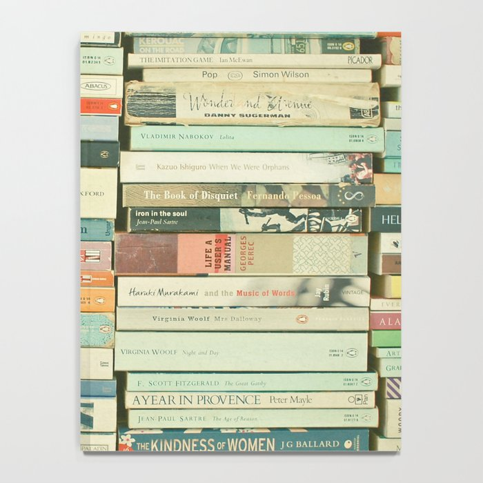Bookworm Notebook