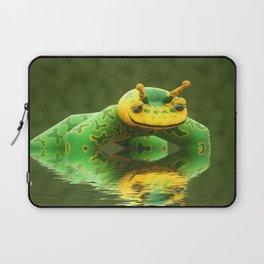 Pond skater Laptop Sleeve