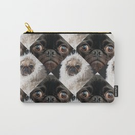 Pugland, USA Carry-All Pouch