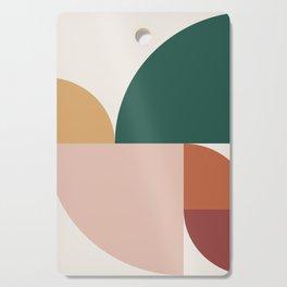 Abstract Geometric 11 Cutting Board