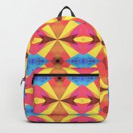 Groovy pattern Backpack