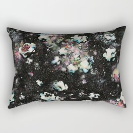 A Momentary Quietus in Space Rectangular Pillow