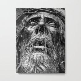 """Del Buceo"" Cemetery Metal Print"