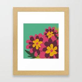 Flowers for Lola Framed Art Print