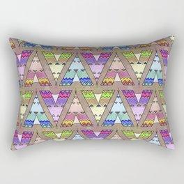 Teepee Rectangular Pillow