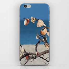 Echoes in the Wind iPhone Skin
