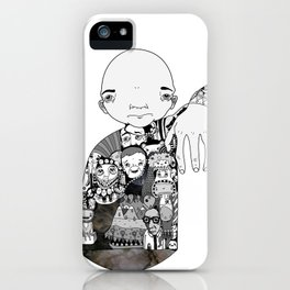Claw iPhone Case