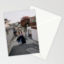 Seoul Old Village Stationery Cards
