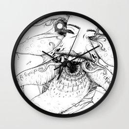 Feelin' Fine Wall Clock