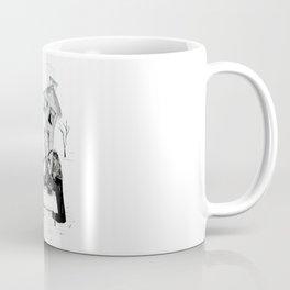 Tea For Four Coffee Mug
