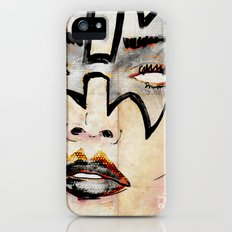 Kiss/Ace Frehley/Space Ace/Shock Me iPhone (5, 5s) Slim Case
