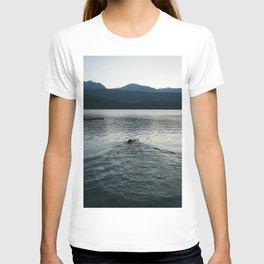 Late Summer Swim T-shirt