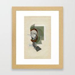 """""""EXPIRATION"""" Framed Art Print"""