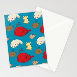 Creatures of the Deep Stationery Cards