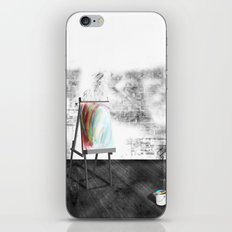 Opportunity Awaits iPhone & iPod Skin