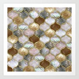 Seashells, Seashells Art Print