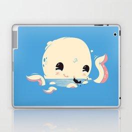 Adorable Octopus Battle (Bold) Laptop & iPad Skin