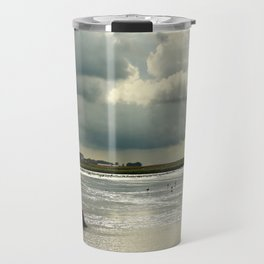 River Scene Travel Mug
