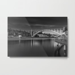 Arrabida bridge (III) Metal Print