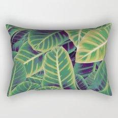 Lush Green Rectangular Pillow