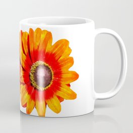 Orange Flower 2 Coffee Mug