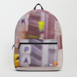Vancouver Street  Backpack