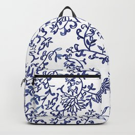Porcelaine dreams Backpack