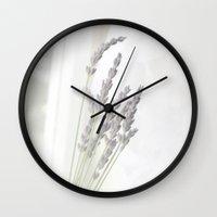 romance Wall Clocks featuring Romance by Jamesy (happypastel)