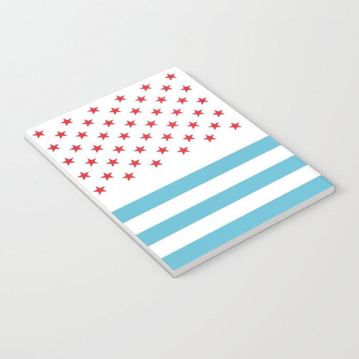 U.S.A. Flag Modified Notebook