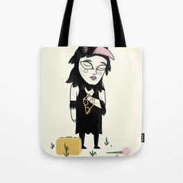 I'm a Raven Tote Bag