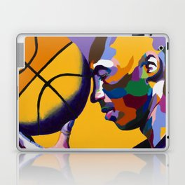 One With The Game Laptop & iPad Skin
