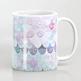 SUMMER MERMAID - CORAL MINT Coffee Mug