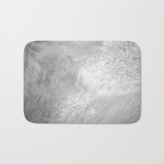 You Too Can Wear Fur! Bath Mat