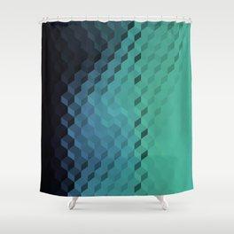 DARK SIDE Shower Curtain