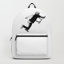 Tail-whip - Stunt Scooter Trick Backpack