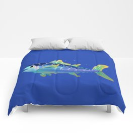 Atlantic Bluefin Tuna Comforters