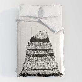 Death Cake Comforters